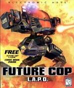 Obal-Future Cop: L.A.P.D.