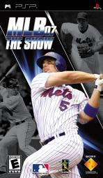 Obal-MLB 07: The Show
