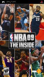 Obal-NBA 09 The Inside