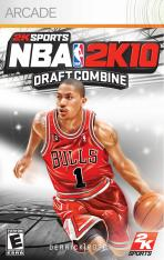 Obal-NBA 2K10: Draft Combine