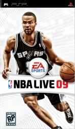 Obal-NBA Live 09