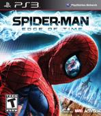 Obal-Spider-Man: Edge of Time