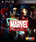 Obal-Marvel Pinball