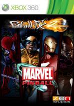Obal-Pinball FX 2: Marvel Pinball