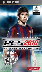 Obal-Pro Evolution Soccer 2010