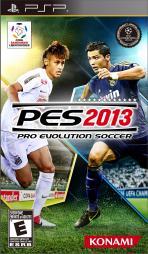 Obal-Pro Evolution Soccer 2013