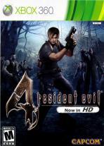Obal-Resident Evil 4 HD