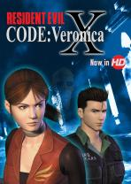 Obal-Resident Evil Code: Veronica X HD