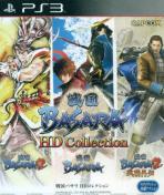 Obal-Sengoku Basara HD Collection
