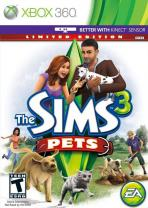 Obal-The Sims 3: Pets