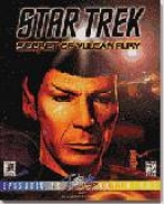 Obal-Star Trek: Secret of Vulcan Fury