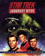 Obal-Star Trek: Judgment Rites