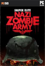 Obal-Sniper Elite Nazi Zombies Army