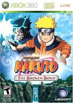 Obal-Naruto: The Broken Bond