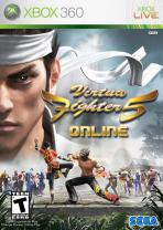 Obal-Virtua Fighter 5 Online