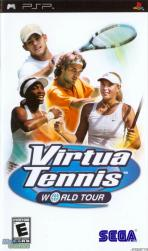 Obal-Virtua Tennis - World Tour