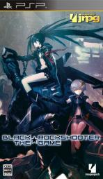 Obal-Black Rock Shooter - The Game