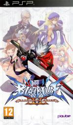 Obal-BlazBlue - Continuum Shift II