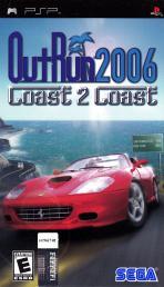 Obal-OutRun 2006 - Coast 2 Coast
