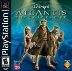 Obal-Disney´s Atlantis: The Lost Empire