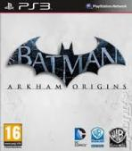 Obal-Batman: Arkham Origins