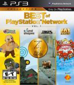 Obal-Best of PlayStation Network Vol. 1