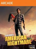 Obal-Alan Wakes American Nightmare