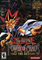Obal-Yu-Gi-Oh! Power of Chaos: Yugi the Destiny