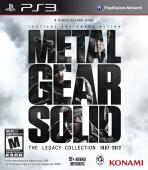 Obal-Metal Gear Solid: The Legacy Collection