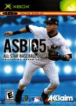 Obal-All-Star Baseball 2005