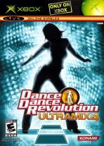 Obal-Dance Dance Revolution Ultramix 4