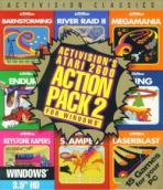 Obal-Activision´s Atari 2600 Action Pack 2