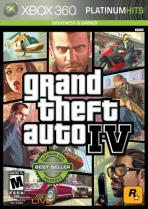 Obal-Grand Theft Auto IV (Platinum Hits)