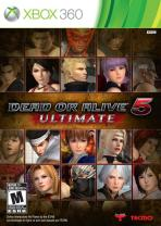 Obal-Dead or Alive 5 Ultimate