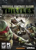 Obal-Teenage Mutant Ninja Turtles: Out of the shadows