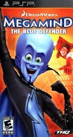 Obal-Megamind: The Blue Defender