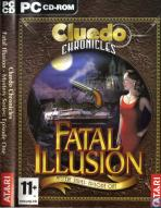 Obal-Cluedo Chronicles - Fatal Illusion