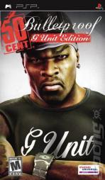 Obal-50 Cent: Bulletproof G Unit Edition