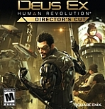 Obal-Deus Ex Human Revolution Director´s Cut
