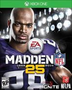 Obal-Madden NFL 25