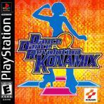 Obal-Dance Dance Revolution Konamix