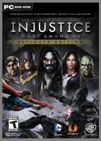 Obal-Injustice: Gods Among Us - Ultimate Edition