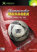 Obal-Championship Manager: Season 01/02