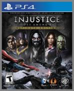Obal-Injustice Gods Among Us Ultimate Edition