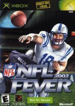 Obal-NFL Fever 2002