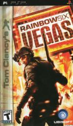 Obal-Tom Clancy´s Rainbow Six: Vegas