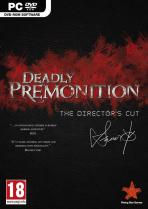 Obal-Deadly Premonition: The Director´s Cut