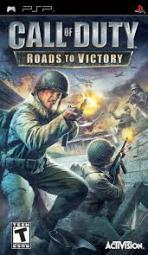 Obal-Call of Duty: Roads to Victory