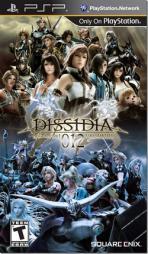 Obal-Dissidia 012 Final Fantasy