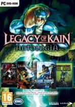 Obal-Legacy of Kain: Anthology